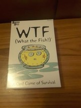 WTF (What the Fish!) Card Game Ages 8 and Up - $5.00