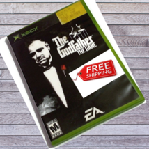 Godfather: The Game (Microsoft Xbox, 2006) Instructions Included - $12.99