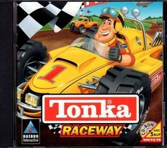 Tonka Raceway (Ages 5+) (PC-CD, 1999) for Windows 95/98 - NEW CD in SLEEVE - $5.98