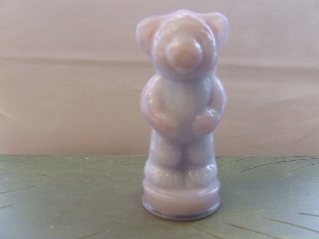 Boyd Crystal Art Glass Andy Bear new