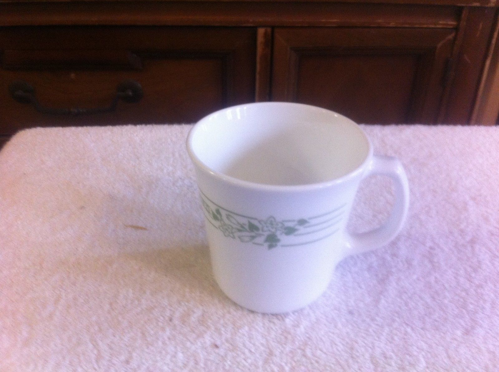 Corelle Discontinued English Ivy Coffee and 50 similar items