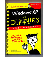 Windows XP for Dummies Quick Reference 2001 - $6.95