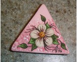 Pink sand triangle pendant thumb155 crop