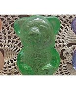 Boyd Crystal Art Glass Andy Bear Figure choose color - $6.00