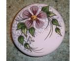 Round lavendar sandpainted pendant thumb155 crop
