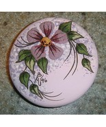 Ceramic Button Cover - $7.95