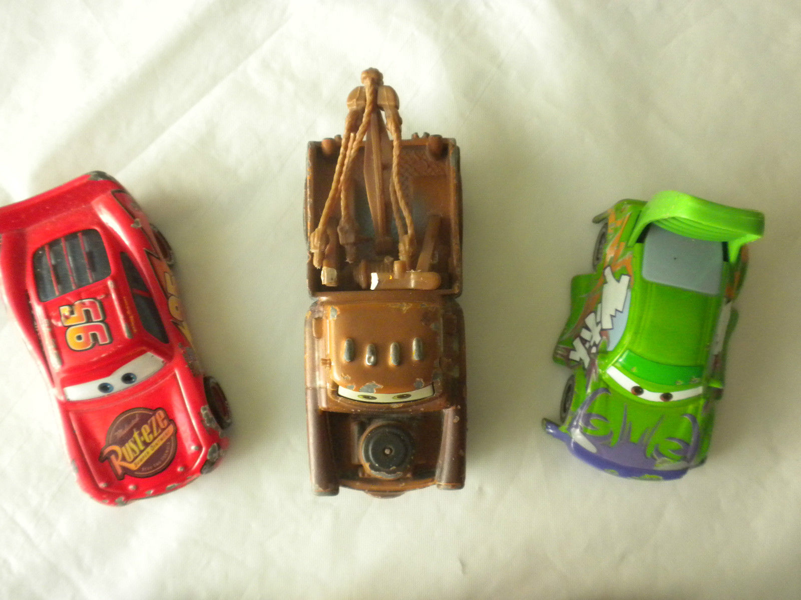 Disney Pixar Cars Diecast Lot of 6
