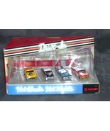 Hot Wheels HOT NIGHTS DRIVE IN Diecast 4 Car Set from 1999 - $29.96