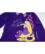 Disney Rapunzel Live Your Dream Girls Toddler Pant Set SZ 3T NEW Purple - $14.99