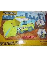 Tonka Transforming Step Stool Shift Gears Turns Into a Seat NEW - $39.99
