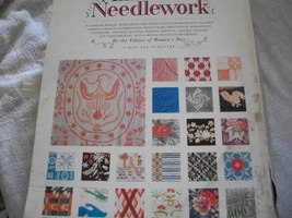 Book of Patterns & Directions for Different Types of Needlework - $10.00