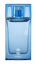 Ajmal BLU Concentrated Citrus Perfume Free From Alcohol 10ml for Men - $36.85