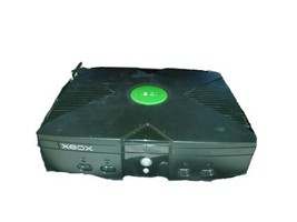 Microsoft Xbox Console Tested W/Cables, Controllers, & Carrying Case 9 Games - $167.77