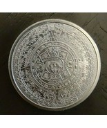 1 oz Silver Round   Aztec Calendar (BU) - $45.00