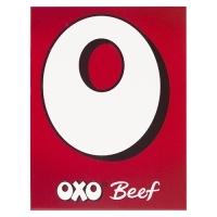 24 OXO STOCK CUBES DIRECT FROM THE UK