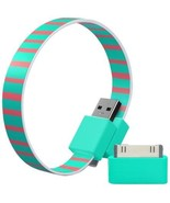 Mohzy Loop Micro USB for iPad, iPod and iPhone - Candy Stripe - $16.99