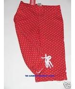 NWT Gymboree Wish You Were Here Capri Pants Sz 6 6x - $14.99
