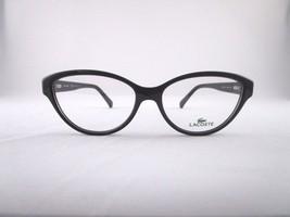 Lacoste L2764 001 Optical Frame Black Cateye Eyeglasses - $55.90