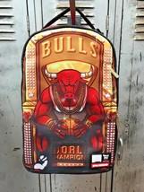 Unisex Sprayground NBA Lab Bulls Throne Backpack - $296.01