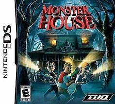 Monster House (Nintendo DS, 2006) - $3.90