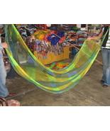 Original colorful hammok from Amazon area of Peru  - $62.00