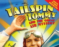 Tailspin tommy air mysterysmal