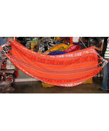 Colorful hammok from the Amazon of Peru - $77.00