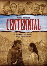 Centennial: The Complete Series DVD 2013 6-Disc Set movie film drama - $56.31