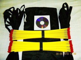 Speed Agility Ladder Training 32 ft long with free DVD drills training 34 drills - $25.73