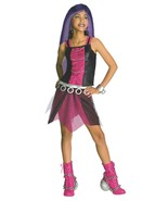 Complete Monster High Spectra Vondergeist Costume and Wig Cosplay Medium - $21.77