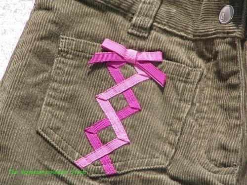 NWT Gymboree Peruvian Doll Corduroy Pants Sz 4