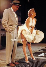 Marilyn Monroe Pin-up Poster 7 Year Itch Dress Way up! - $10.00