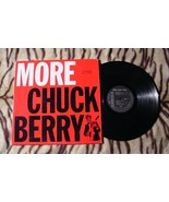 MORE CHUCK BERRY (TWIST) MEGA-RARE 1962 1ST PRESS! CHESS LP-1465 BLACK L... - $386.92