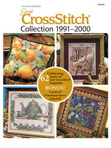 Just Cross Stitch 1991-2000 Collection DVD  - $45.00