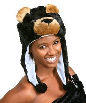 Teddy Bear Animal Hat Winter Fashion Cap Mens Womens Kids Gift Beanie Hats - $12.95