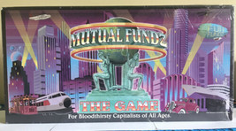 NEW Mutual Fundz Funds Board game (Virtual Unreality) Mandricks & Cool - $18.99