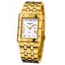 Raymond Weil Men's 5381P00308 Tango Gold Plated Watch 109068 - $449.00