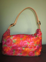 Kate Spade small Floral Nylon Handbag - $40.00