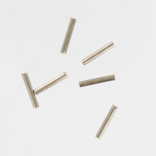REDCAT ROCKSLIDE RS10FRONT OR REAR SPUR GEAR MOUNT PINS (6) 2mmX12mm RCT-H018