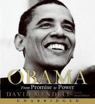 Obama : From Promise to Power by David Mendell (2007, CD, Unabridged) - €16,07 EUR