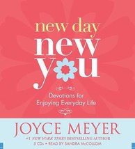 New Day, New You : Devotions for Enjoying Everyday Life by J. Meyer (200... - €14,08 EUR