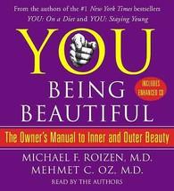 You : Being Beautiful - Owner's Manual by Mehmet C. Oz (2008, CD, Abridged) - €14,28 EUR