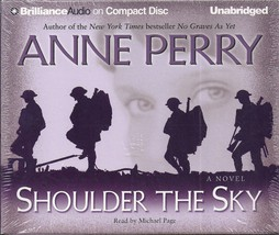 Shoulder the Sky by Anne Perry (2004, CD, Unabridged) - €17,61 EUR