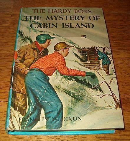 Mystery of cabin island 8 1966