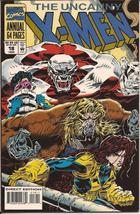 Marvel The Uncanny X-Men Annual #18 64 Pages Trust Is a Two Edged Sword - $3.95