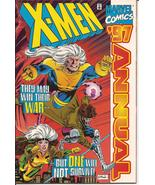 Marvel X-Men Annual '97 Not A Cloud In The Sky Gambit Rogue Beast - $4.95