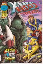 Marvel X-Men Special Event #1 Brood Day Of Wrath Cyclops Phoenix - $4.95