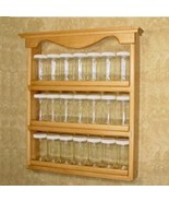 Spice Racks - New Americana Wall-Mounted Spice Rack - $89.95