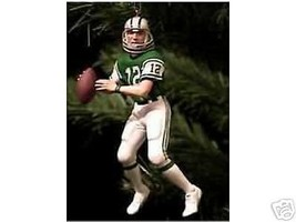 JOE NAMATH Football Legends 3rd in Hallmark Ornament Series1997 - $6.00