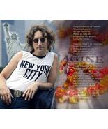 The Beatles John Lennon Mousepad - $12.95